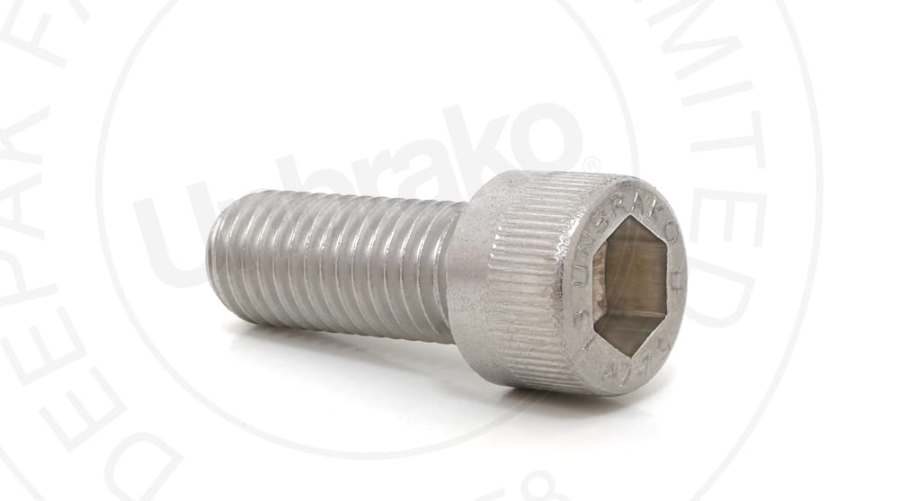 Unbrako Stainless Steel Fasteners Bolts Screws Nuts
